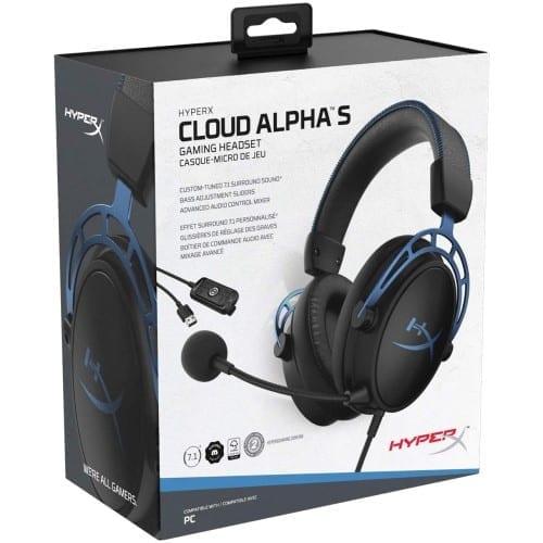 HyperX Cloud Alpha S Gaming Headset 5