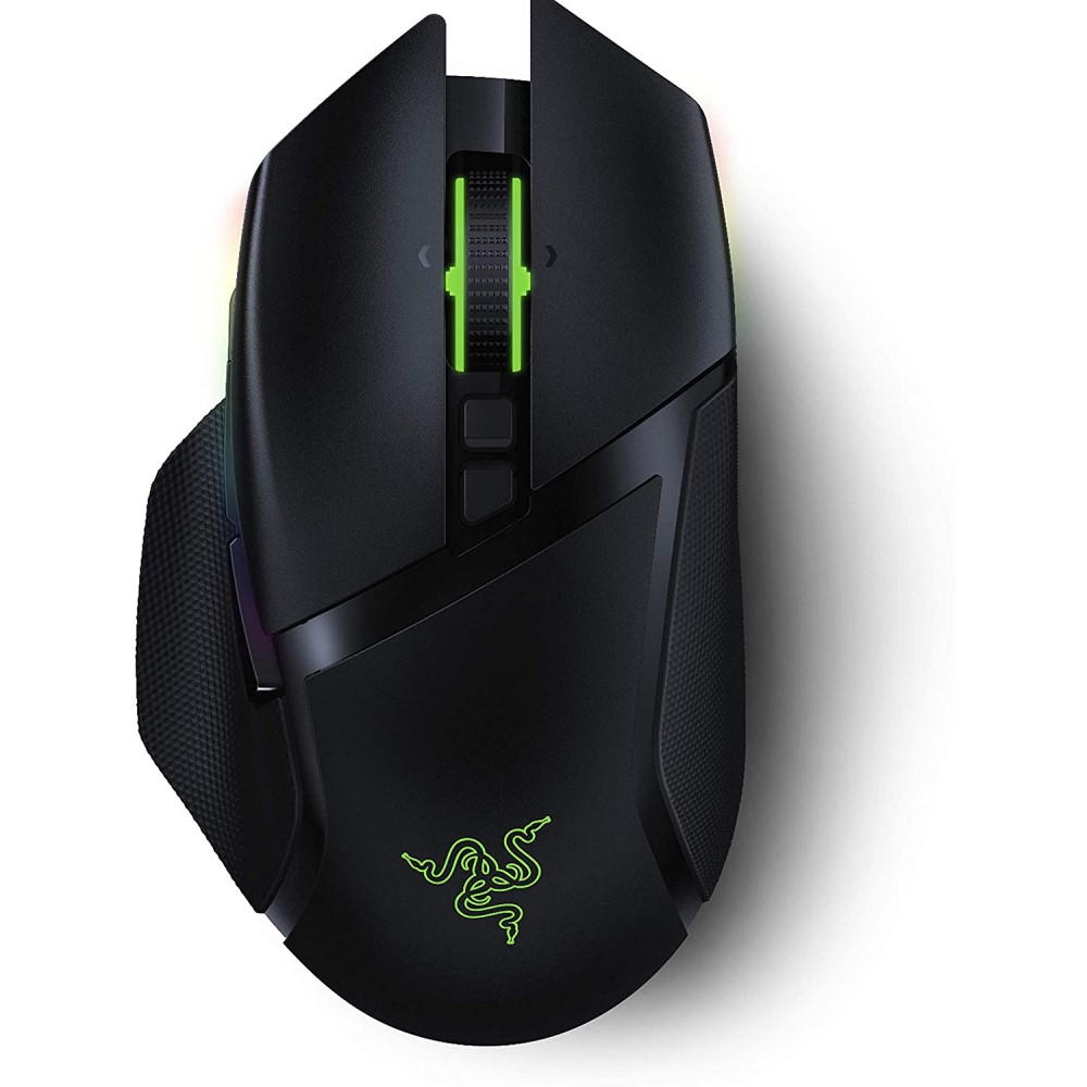 Razer Basilisk Ultimate with Charging Dock Wireless Gaming Mouse with 11 Programmable Buttons 1