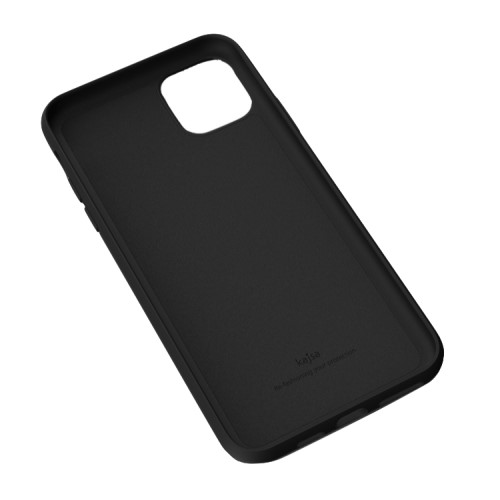 Kajsa Luxe Collection (Genuine Leather) Back Case for iPhone 11 Series 2