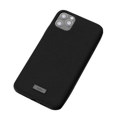 Kajsa Luxe Collection (Genuine Leather) Back Case for iPhone 11 Series 3