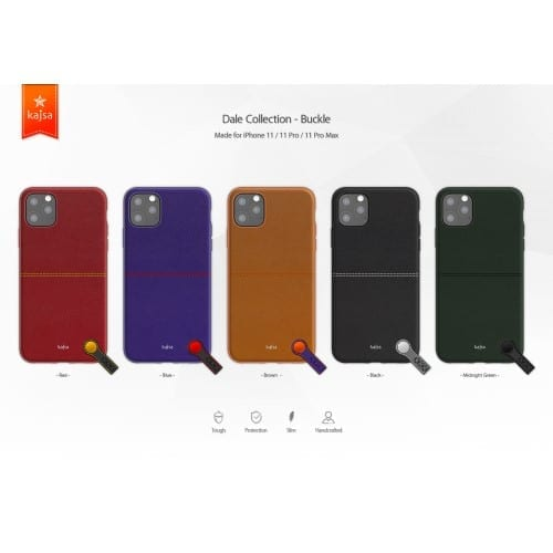 Kajsa Dale Collection (Buckle) Case for iPhone 11 Series 1
