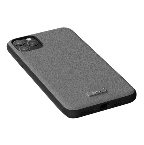 Kajsa Luxe Collection (Genuine Leather) Back Case for iPhone 11 Series 7