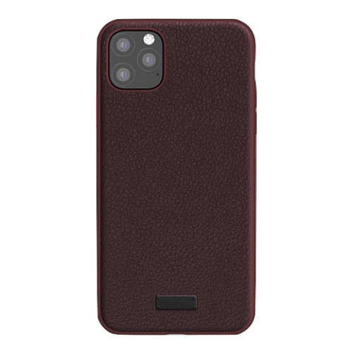 Kajsa Luxe Collection (Genuine Leather) Back Case for iPhone 11 Series 8