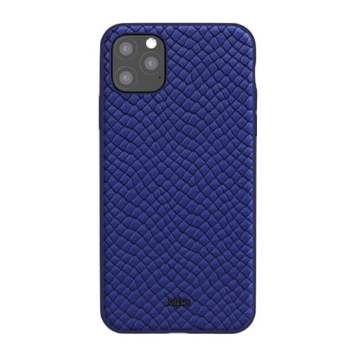 Kajsa Genuine Leather (Pearl Pattern) Back Case for iPhone 11 Series 7