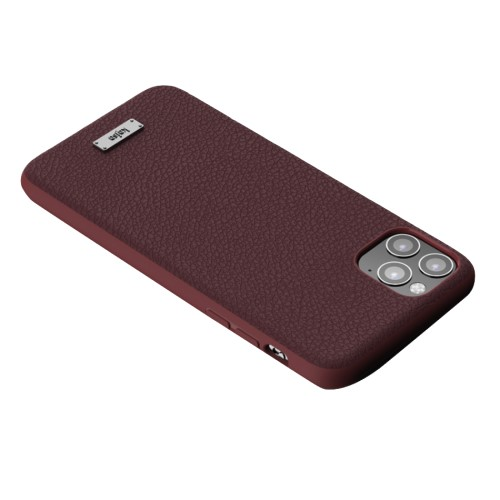 Kajsa Luxe Collection (Genuine Leather) Back Case for iPhone 11 Series 14