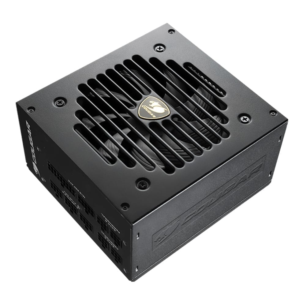 Cougar GEX 750W High-Quality 80 Plus Gold Certified Fully Modular PSU 9