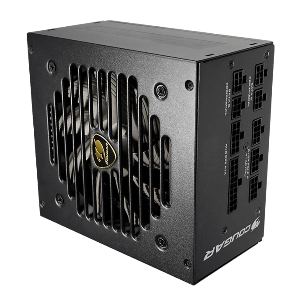 Cougar GEX 750W High-Quality 80 Plus Gold Certified Fully Modular PSU 13