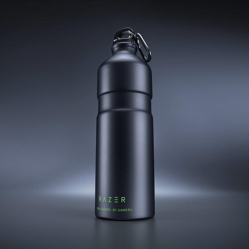 Razer Hydrator Eco-friendly Aluminum Water Bottle Black 5