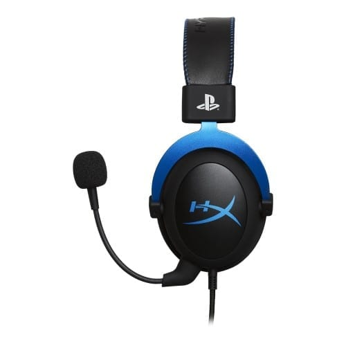 HyperX Cloud Gaming Headset for PS5 and PS4 1