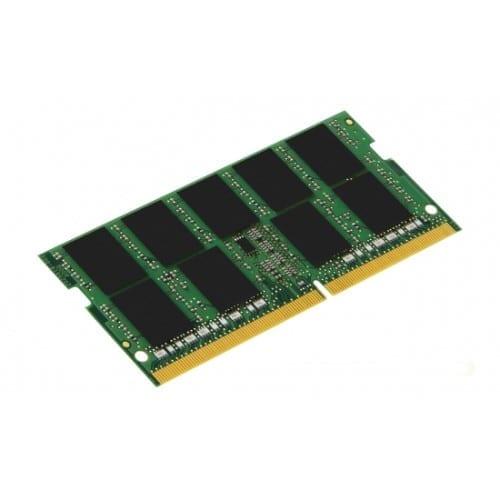 Kingston ValueRAM 16GB 2666MHz DDR4 CL19 SODIMM Single RAM 2