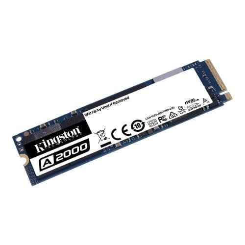 Kingston A2000 NVMe PCIe SSD 2