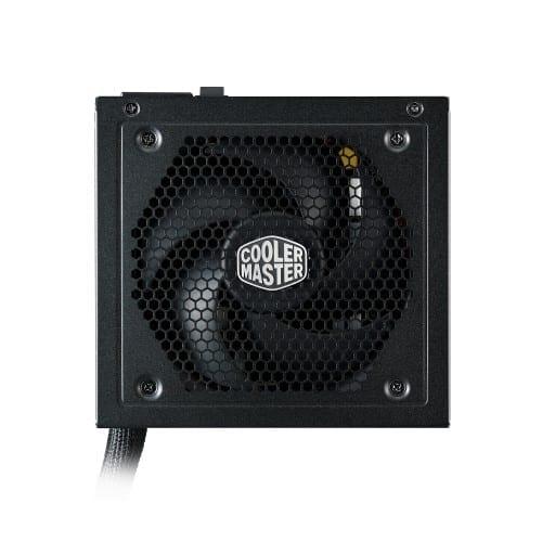Cooler Master MASTERWATT 650 Semi-Fanless Modular 80 Plus Bronze Certified Power Supply 3