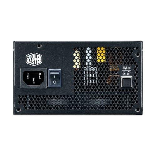 Cooler Master V 850W Full-Modular Semi-Fanless 80 Plus Gold Certified Power Supply 4