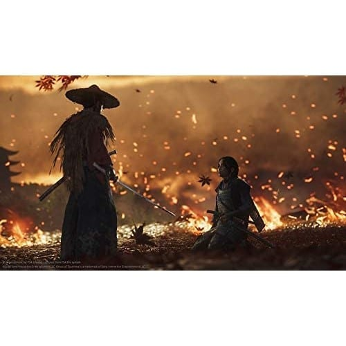 Ghost of Tsushima Standard Edition – For PlayStation 4 – PS44207 4