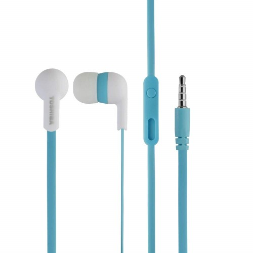 Toshiba Wired Stereo Earphones Rze-D81E 3