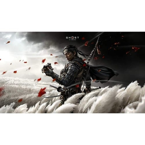 Ghost of Tsushima Standard Edition – For PlayStation 4 – PS44207 5