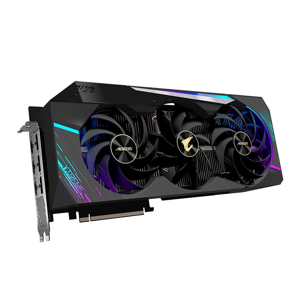 Gigabyte AORUS GeForce RTX 3080 XTREME 10G - GV-N3080AORUS X-10GD 3