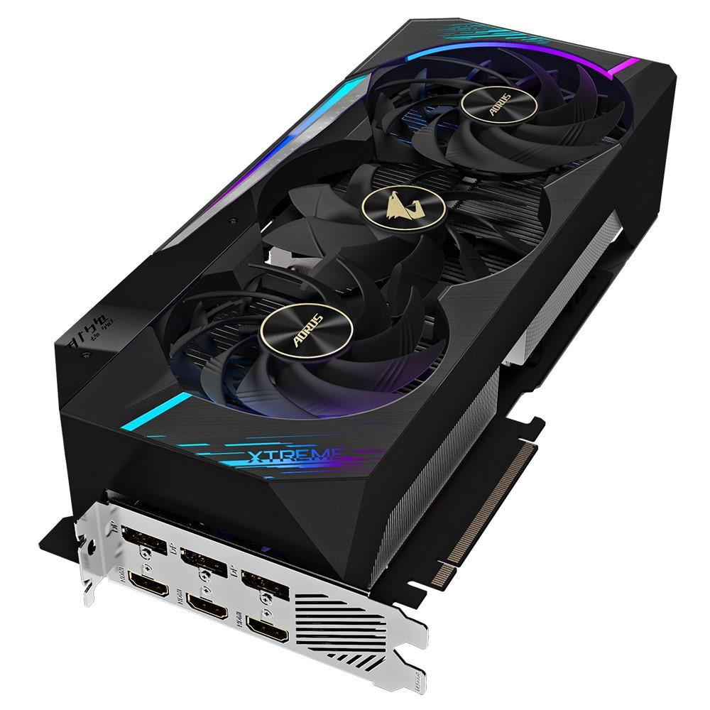 Gigabyte AORUS GeForce RTX 3080 XTREME 10G - GV-N3080AORUS X-10GD 6