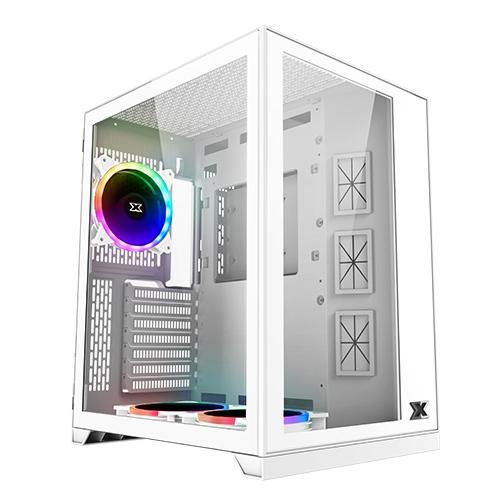 Xigmatek Aquarius S Arctic Gaming Case - EN46539 1