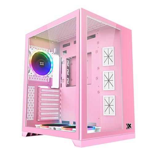 Xigmatek Aquarius S Queen Gaming Case - EN4655 / EN46553 1