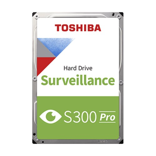 Toshiba S300 Pro Surveillance Hard Drive 2