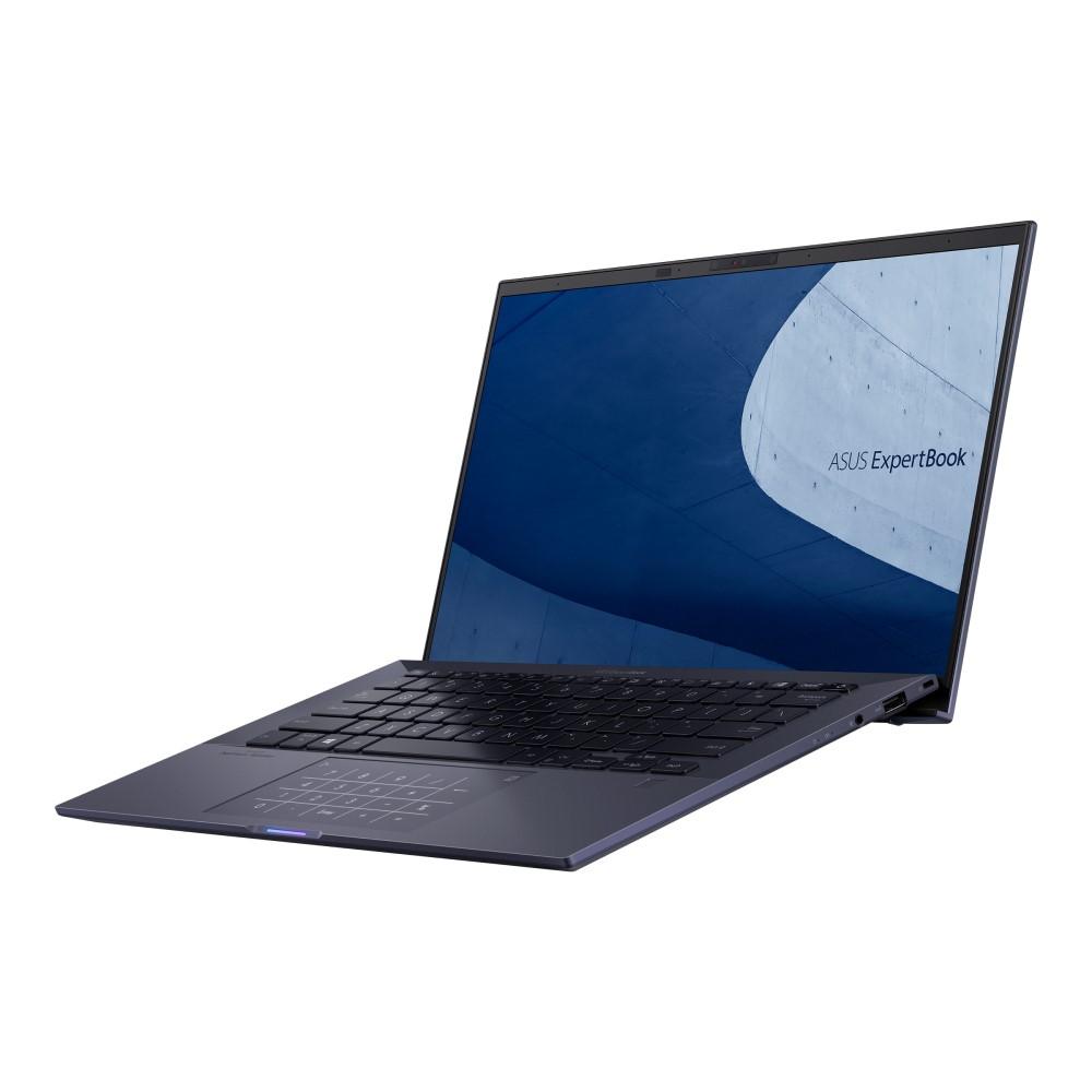 """Asus ExpertBook B9 (B9400) Intel Evo Platform Core i7-1165G7, Intel Iris X Graphics, 16GB DDR4, 1TB SSD, 14"""" FHD IPS, Win 10 Pro 1"""
