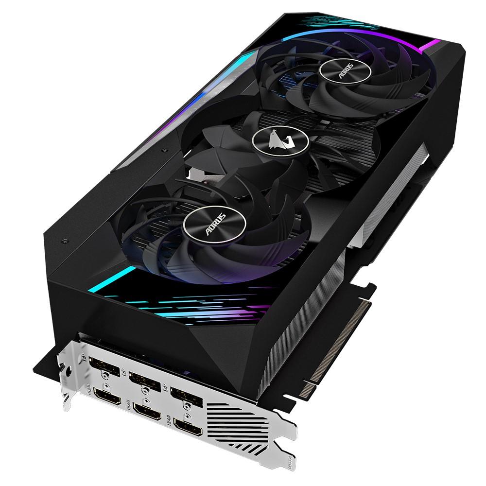 AORUS GeForce RTX 3080 Ti MASTER 12G 2