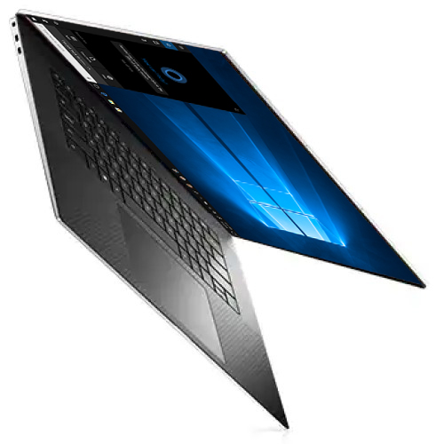 """Dell XPS 17 (9700) 10th Generation Intel Core i7-10875H, GeForce RTX 2060 Max-Q, 32GB DDR4, 1TB NVMe, 17.0"""" UHD+ Touch, Windows 10 Pro - XPS17 9700-2060 2"""