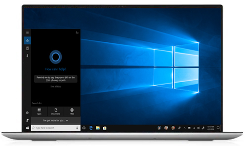 """Dell XPS 17 (9700) 10th Generation Intel Core i7-10875H, GeForce RTX 2060 Max-Q, 32GB DDR4, 1TB NVMe, 17.0"""" UHD+ Touch, Windows 10 Pro - XPS17 9700-2060 4"""