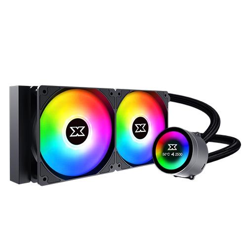 Xigmatek FROZR-O 240 AIO CPU Liquid Cooler 1