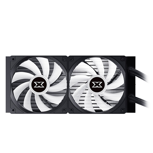Xigmatek FROZR-O 240 AIO CPU Liquid Cooler 2