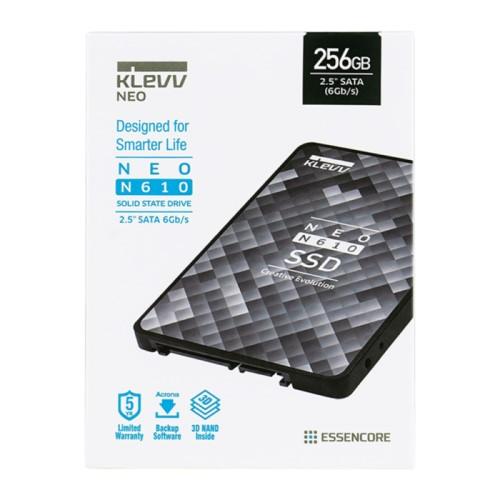 """Klevv Neo N610 2.5"""" SATA Revision 3.2 (SATA 6Gb/s) SSD 4"""