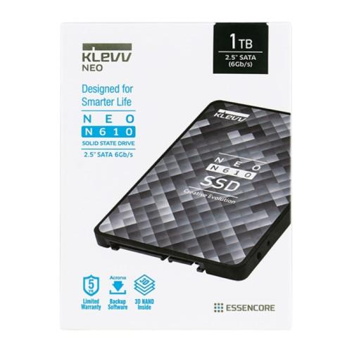 """Klevv Neo N610 2.5"""" SATA Revision 3.2 (SATA 6Gb/s) SSD 5"""