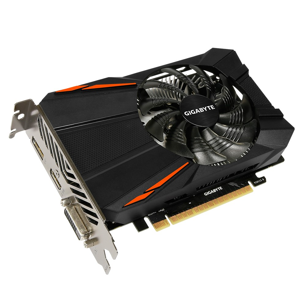 Gigabyte GeForce GTX 1050 Ti D5 4G (rev1.0/rev1.1/rev1.2) 2