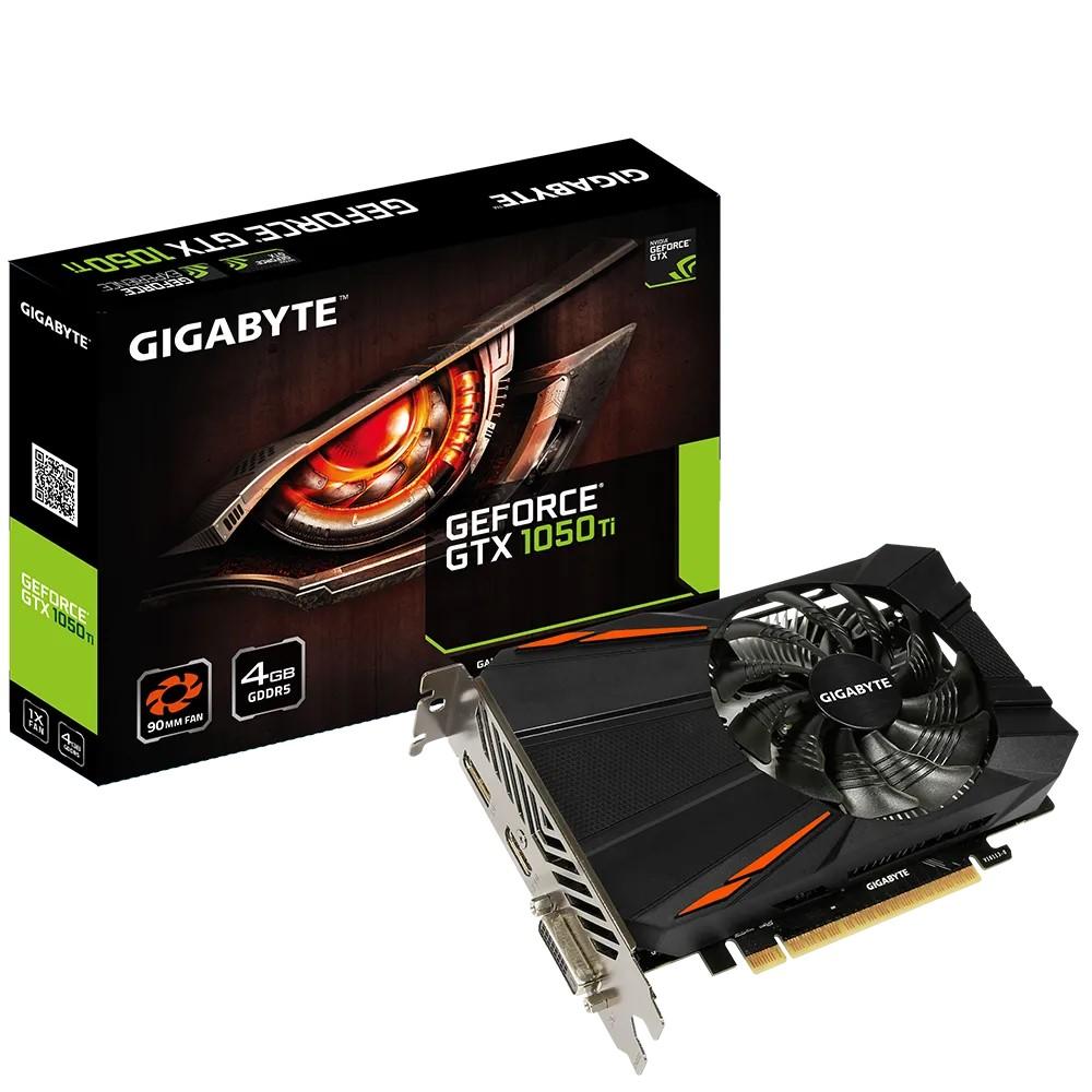 Gigabyte GeForce GTX 1050 Ti D5 4G (rev1.0/rev1.1/rev1.2) 1