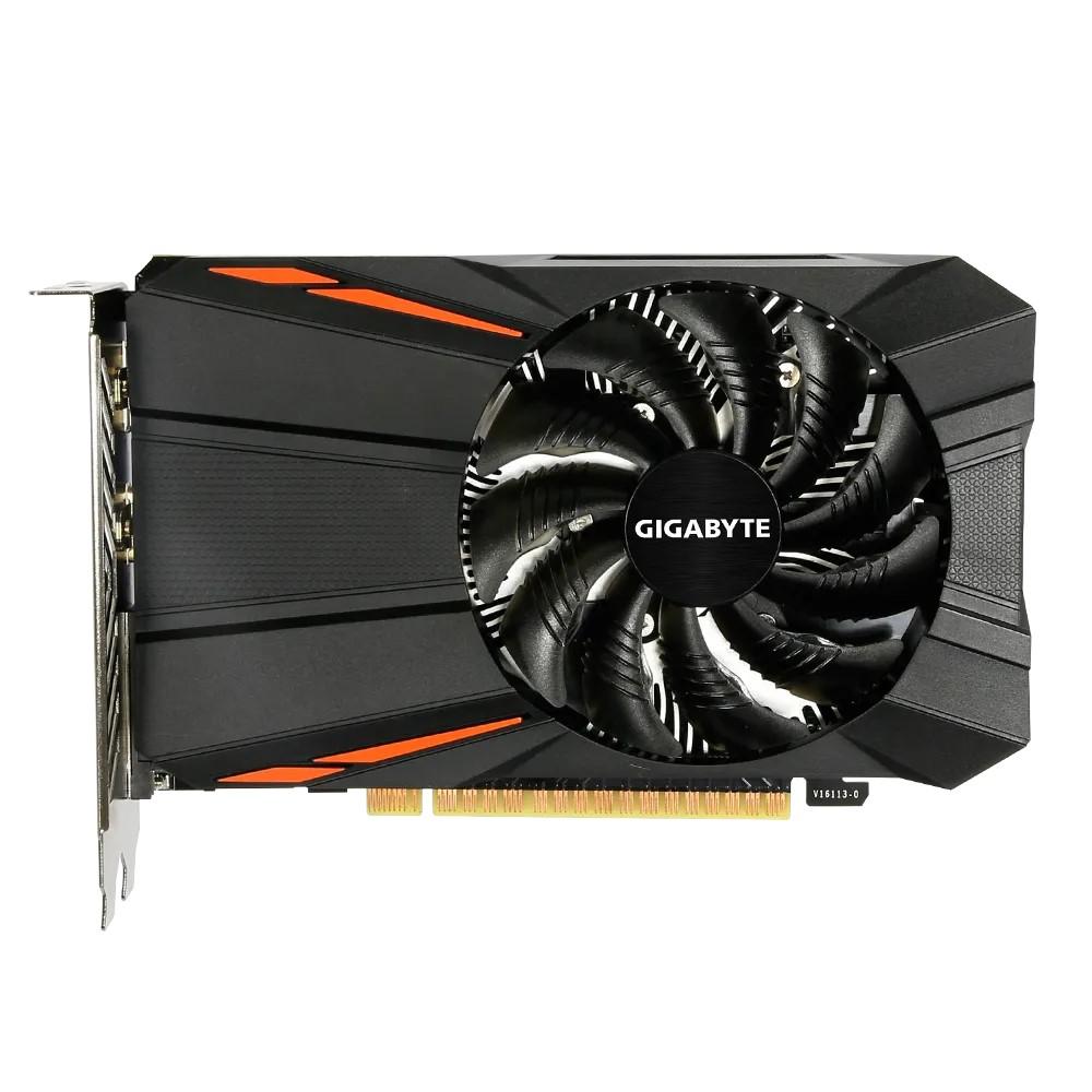 Gigabyte GeForce GTX 1050 Ti D5 4G (rev1.0/rev1.1/rev1.2) 3