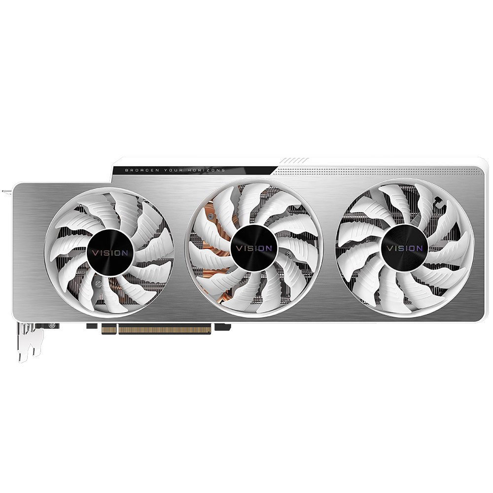 Gigabyte GeForce RTX 3080 Ti VISION OC 12G 4