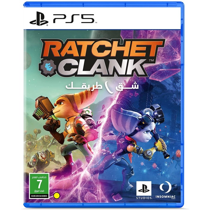 Ratchet & Clank: Rift Apart - For PlayStation 5 - PS56798 1