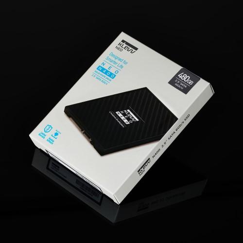 """Klevv Neo N400 2.5"""" SATA Revision 3.2 (SATA 6Gb/s) SSD 7"""