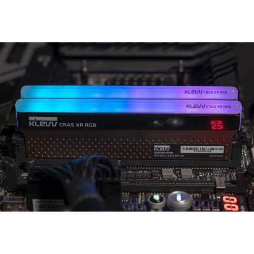 Klevv Cras XR 16GB DDR4 U-DIMM 4000Mhz OC/Gaming memory 3