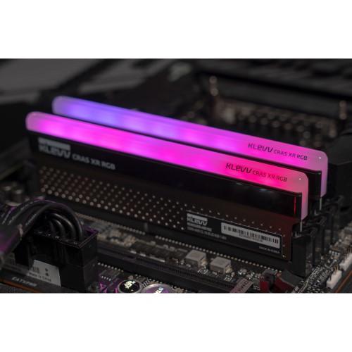 Klevv Cras XR 16GB DDR4 U-DIMM 4000Mhz OC/Gaming memory 4
