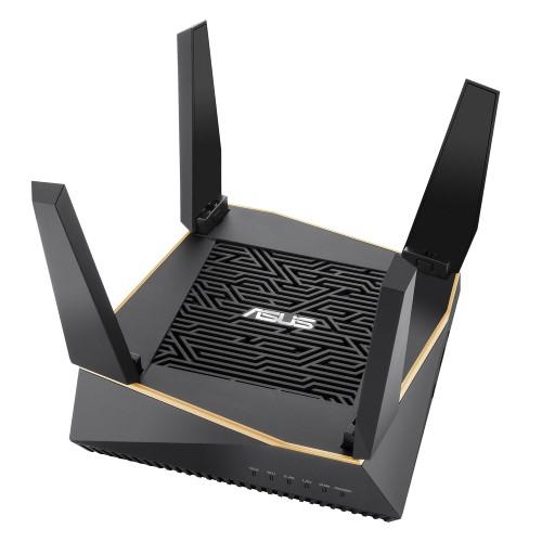 Asus RT-AX92U AX6100 Tri-band WiFi 6 (802.11ax) Gaming Router 1