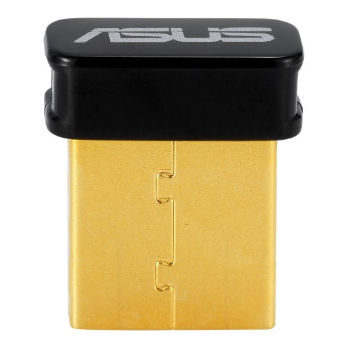 Asus USB-N10 Nano with nano size design 150 Mbps two-way link WiFi Adapter 3