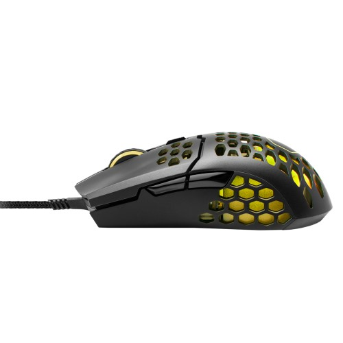Cooler Master MM711 Lightweight Gaming Mouse – Matte White 4