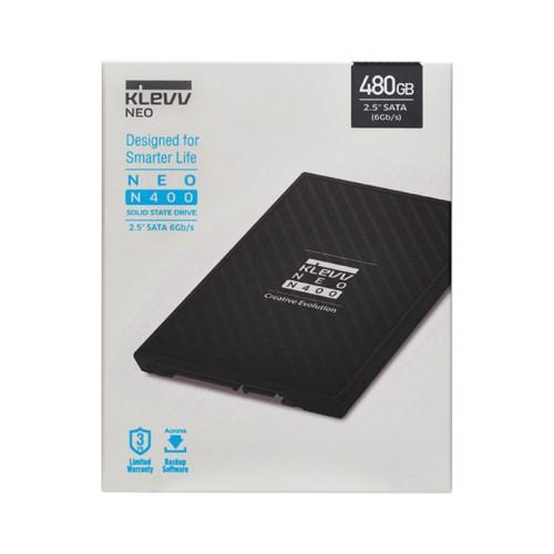 """Klevv Neo N400 2.5"""" SATA Revision 3.2 (SATA 6Gb/s) SSD 8"""