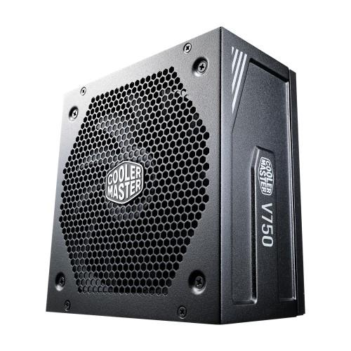 Cooler Master V750 GOLD - V2 SEMI-FANLESS FULL-MODULAR 80 PLUS GOLD POWER SUPPLY 4