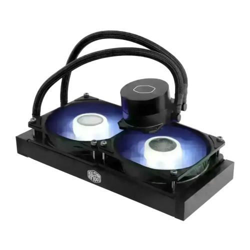 Cooler Master MasterLiquid ML240L White LED V2 Liquid Cooler 2