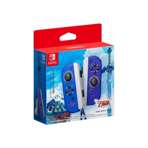 Nintendo Joy-Con Set (L)/(R) - The Legend of Zelda: Skyward Sword HD Edition 1