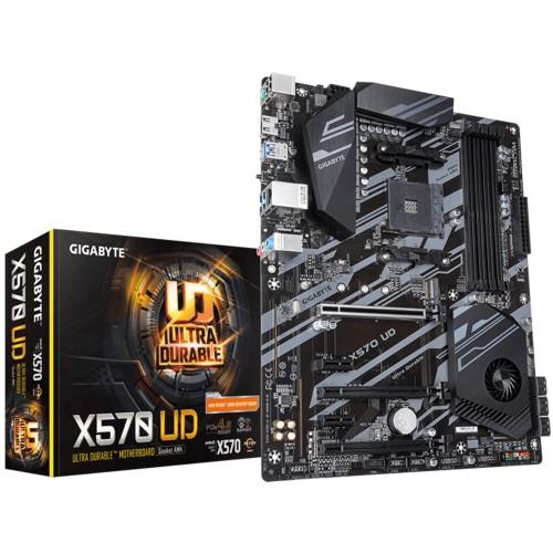 Gigabyte X570 UD (rev. 1.0) motherboard 1
