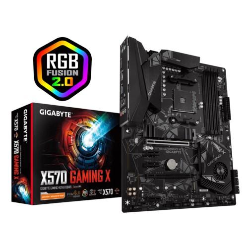 Gigabyte X570 GAMING X (rev. 1.0) motherboard 1